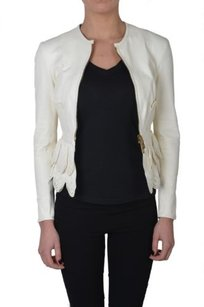 Dsquared2 Womens 100 Leather Multi-Color Jacket