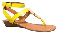 DV by Dolce Vita Yellow Sandals