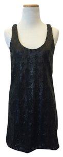 eighty sixty short dress black Sequin on Tradesy