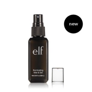 e.l.f. e.l.f. ILLUMINATING Mist & Set Spray: 60 ML / 2.02 Fl Oz
