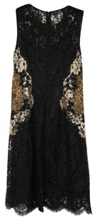 Elie Tahari Womens Lace Sleeveless Cocktail 6us Dress