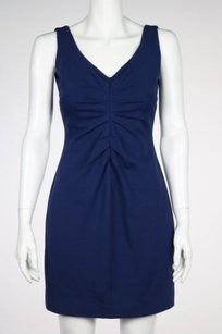 Elie Tahari Womens Sheath Above Knee Sleeveless Wtw Career Dress