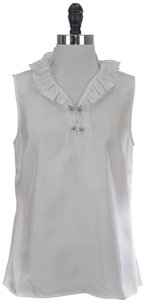 Elizabeth McKay Womens Top White