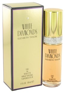 Elizabeth Taylor White Diamonds By Elizabeth Taylor Eau De Toilette Spray 1 Oz