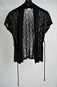 Ella Moss Knit Lace Sweater
