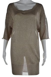 Ella Moss short dress Tan Womens Shirt on Tradesy