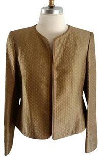 Ellen Tracy Silk Blazer