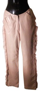 Emanuel Ungaro Straight Pants salmon