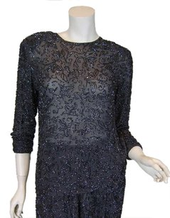 Emanuel Ungaro Top SLATE GREY