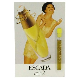 Escada ACTE 2 by ESCADA ~ Women's Vial (sample) .04 oz