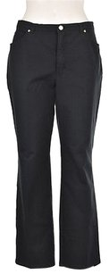 Escada Womens Dark Navy Pants