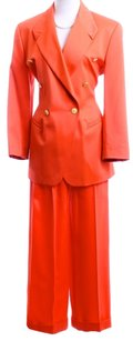 Escada Escada Margaretha Ley Double Breated Pant Suit