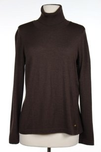 Escada Womens Solid Sweater