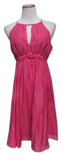 Pink Maxi Dress by Esley