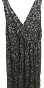 Esprit short dress Black,grey,white on Tradesy