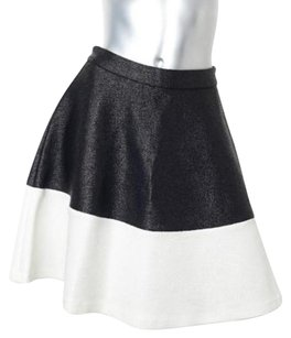 Essentiel Antwerp Womens Kaffia Circle 364 Skirt Black