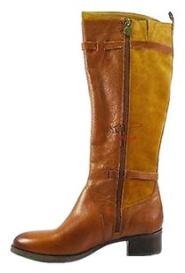 Etienne Aigner Colton Knee Brown Boots