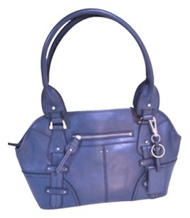 Etienne Aigner Ambitous Tote Satchel in teal
