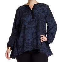 EVERLEIGH 100% Polyester Be10629x Top Blue