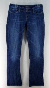 Express Womens Wash Boot Cut Jeans
