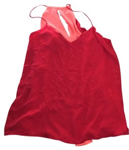 Express Top Red & Orange