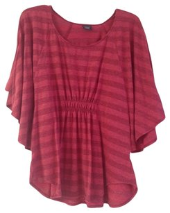 Faded Glory Top red