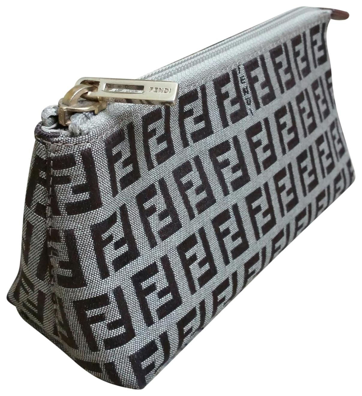 ... get fendi cosmetic bags up to 70 off at tradesy 60252 b6ff5 ... c8daf1ec48775