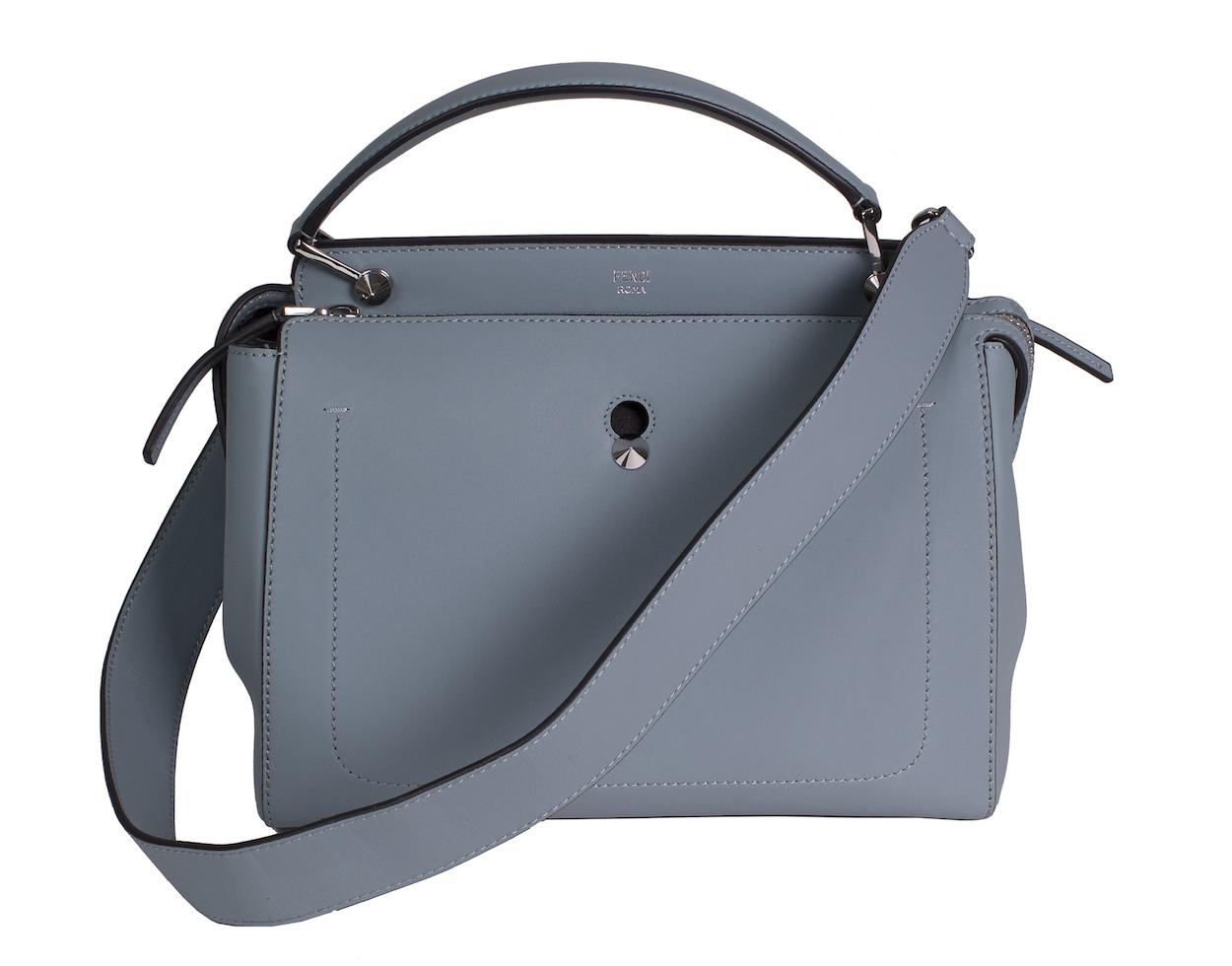 4dba2cbaa5 ... cheapest fendi dotcom blue ss16 shoulder bag c8fda 0e7f6