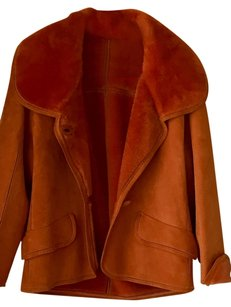 Fendi Fashionable Design Fur Coat