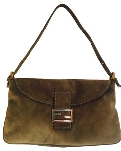 Fendi Luxury Excellent Condition New With Tags Shoulder Bag