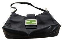 Fendi Womens Handbag Leather Shoulder Bag