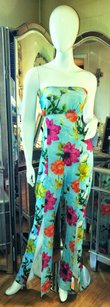 Floral Jumpsuit Dress