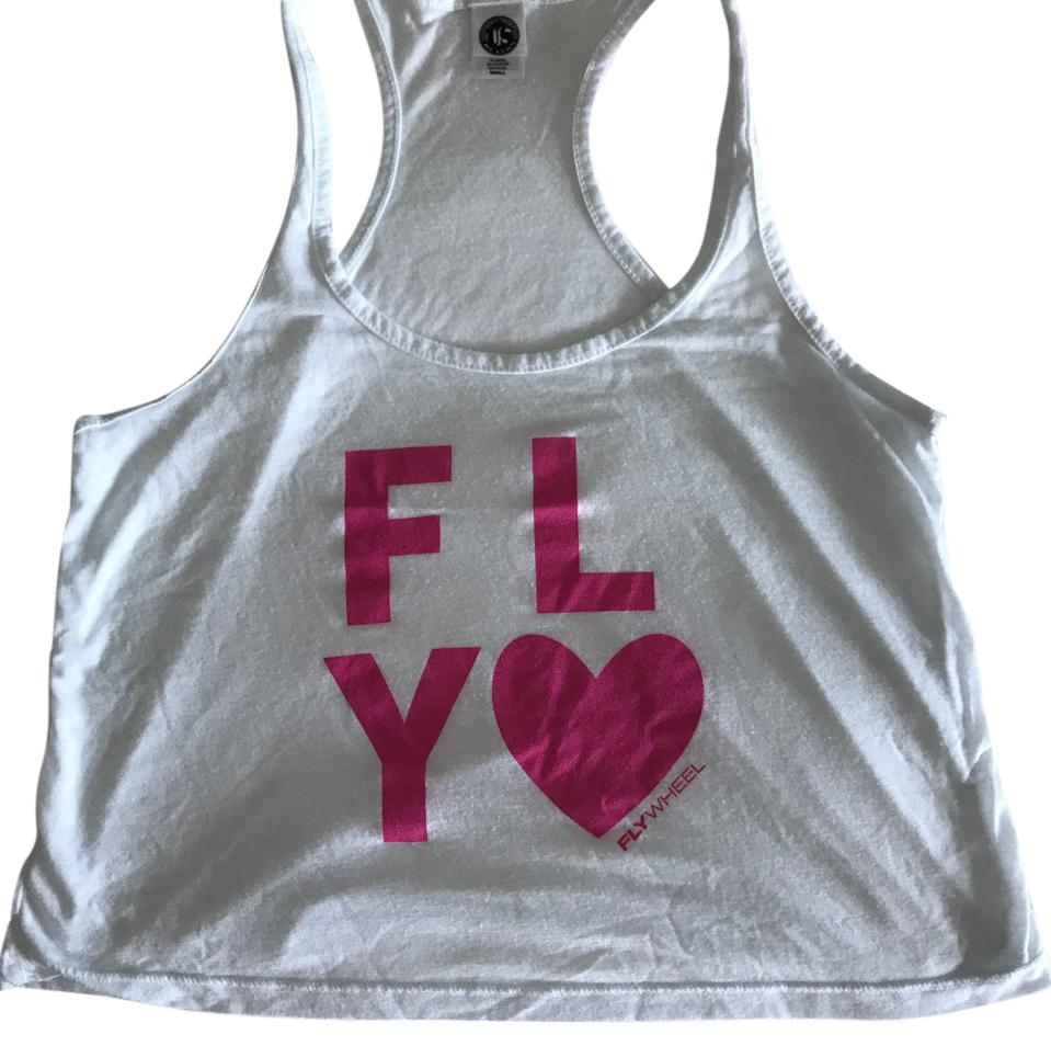 Flywheel Crop Tank