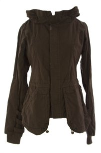 Fornarina & Jackets Womens Forn_jac_kent_army_m Trench Coat