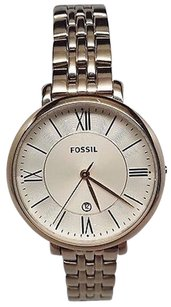 Fossil Fossil Jacqueline Gold-tone Ladies Watch Es3434 Crown Is Missing