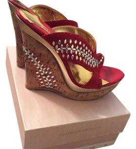 Francesco Sacco Red Platforms