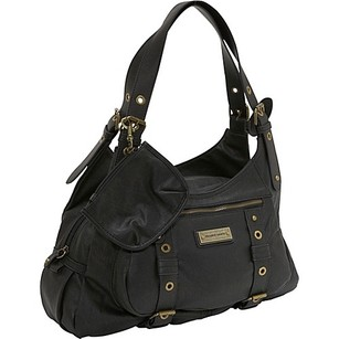 Franco Sarto Bowery Satchel in black