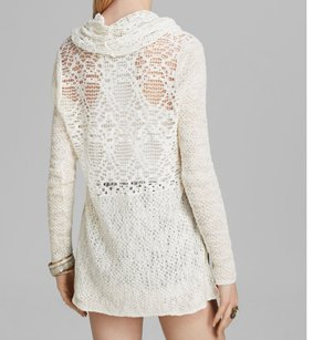 Free People Cotton Blends Cowl Neck Sweater
