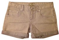 Free People Cuffed Shorts Washed lavendar