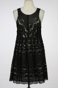Free People Womens Lace Dress