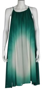 French Connection short dress Green Womens on Tradesy