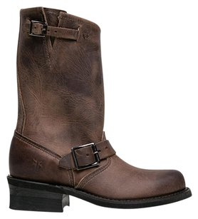 Frye Closed-toe Brown Boots