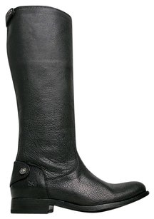 Frye Closed-toe Finalpairs Melissabuttonbckblk-11 Black Boots