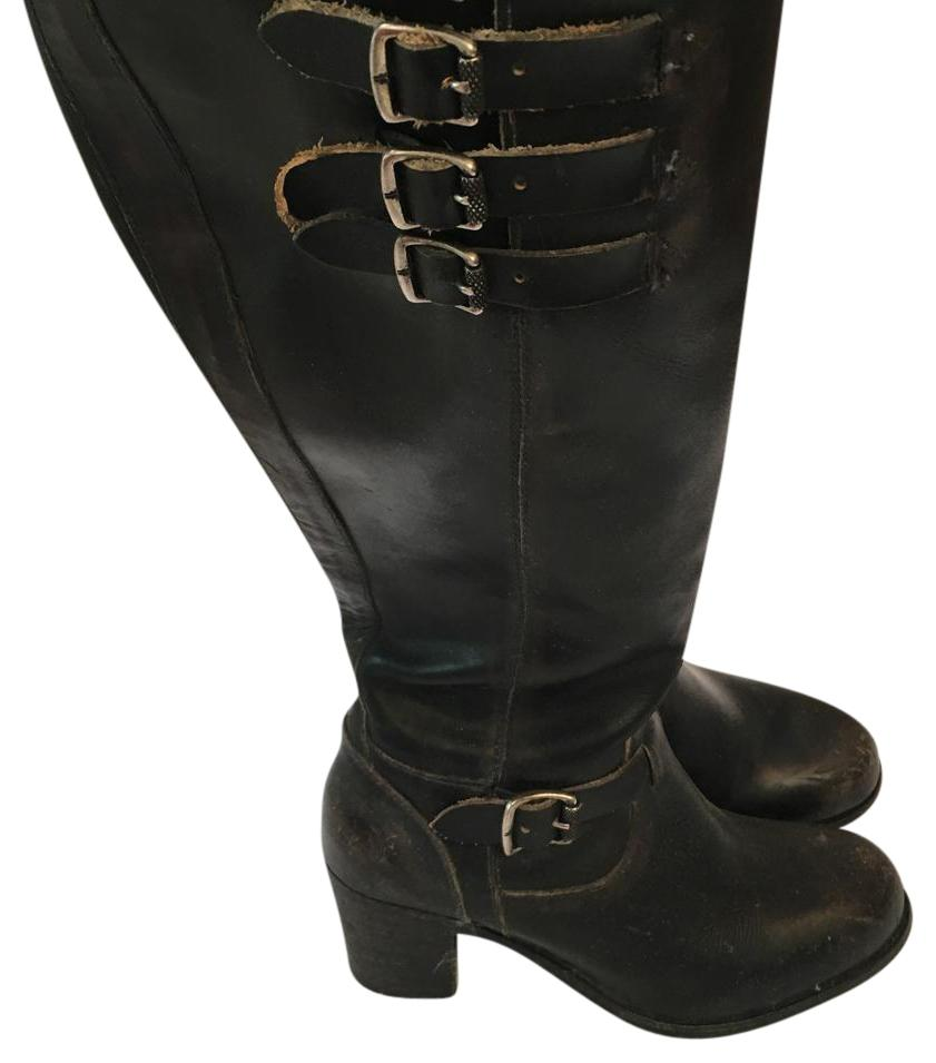 Frye - Kelly Belted Tall Boot