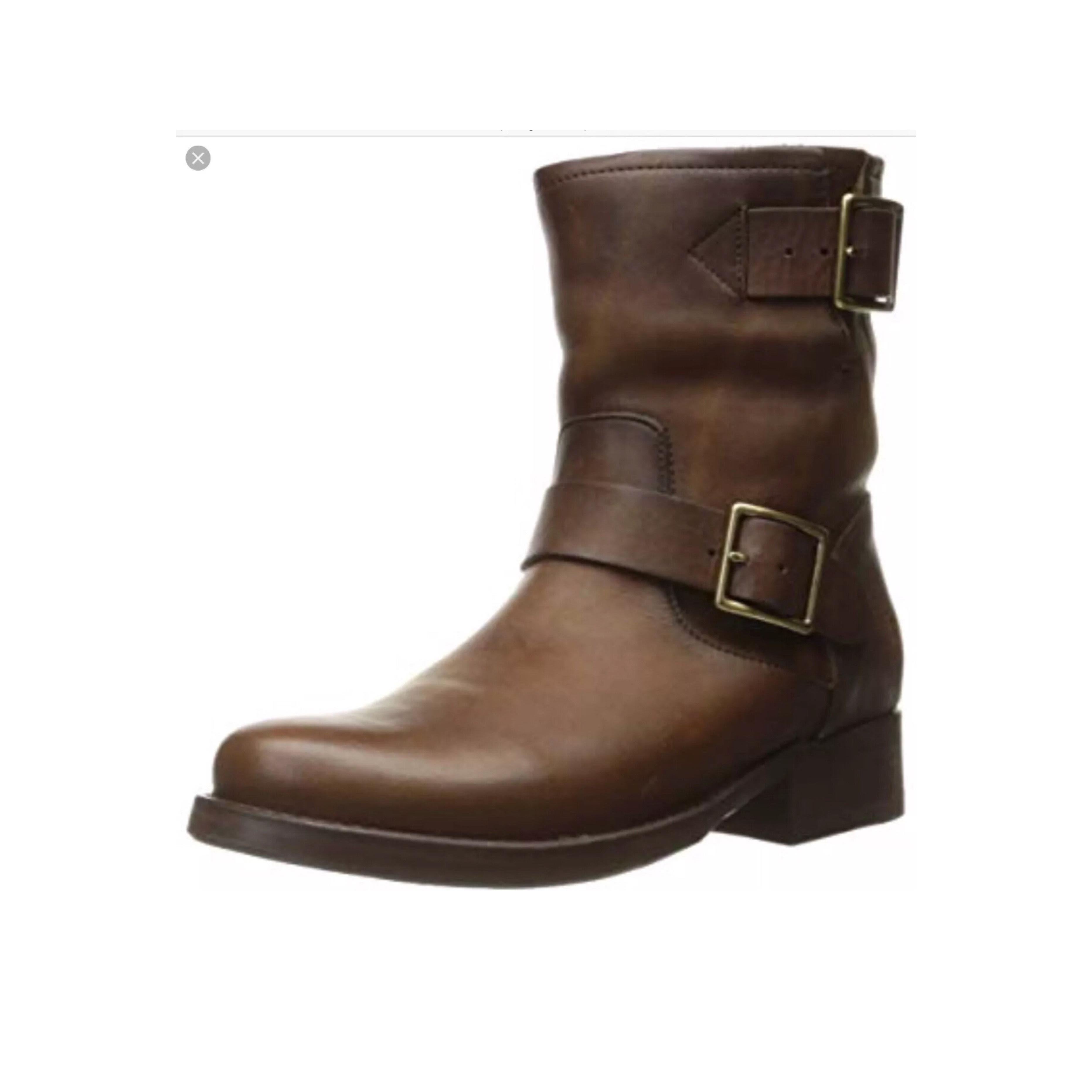 3b7c1771d786 Frye US Vicky Engineer Boots Booties Size US Frye 6.5 Regular (M