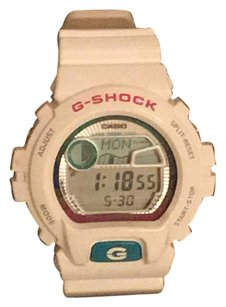G-Shock Casio G-Shock GLX-6900 Module 3194 Digital Watch (White) New w/ Box