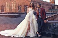 Galia Lahav Crystal Wedding Dress