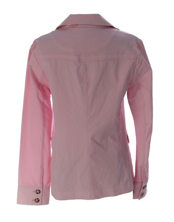 50%OFF Gant Womens Light Pink Casual Buttonup Jacket 448006 195