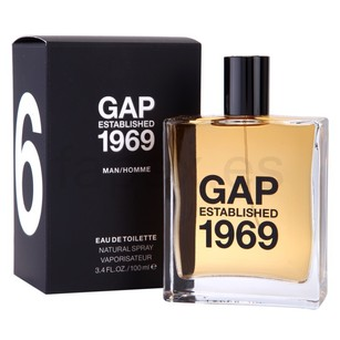 Gap GAP ESTABLISHED 1969 MAN/HOMME-MADE IN USA