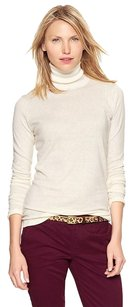Gap Turtleneck Silk Long Sleeve Sweater